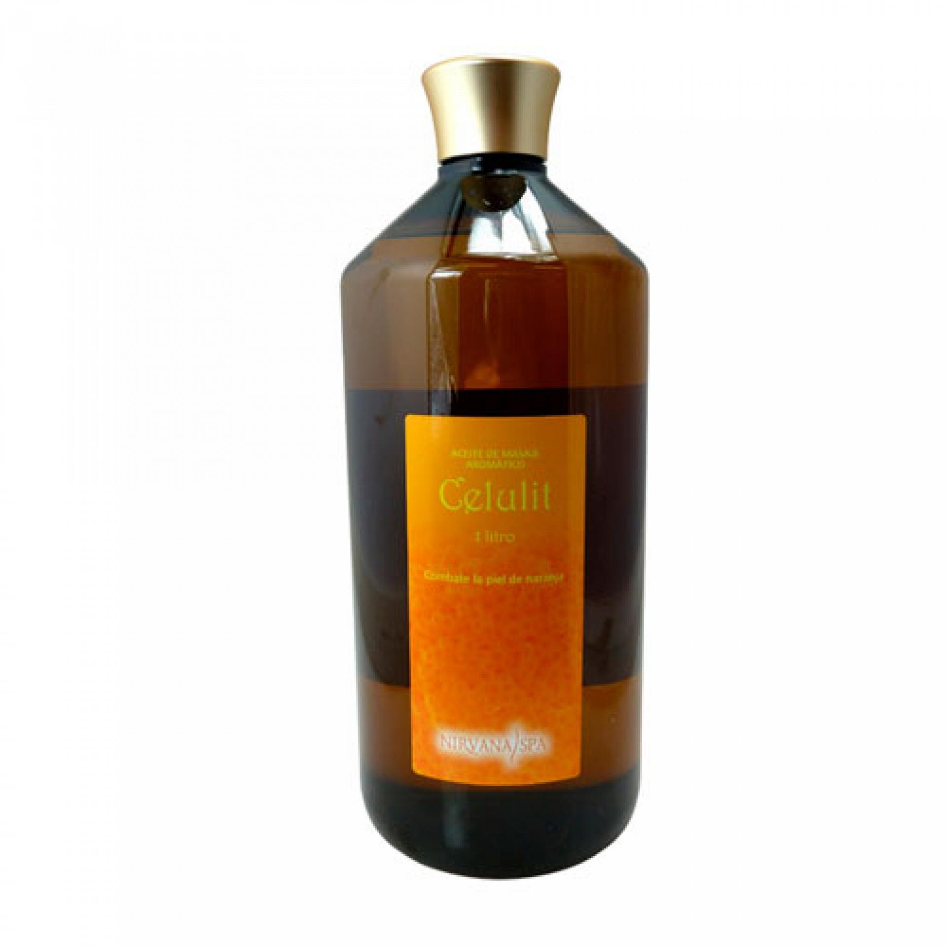 Aceite de Masaje Celulit Nirvana Spa®