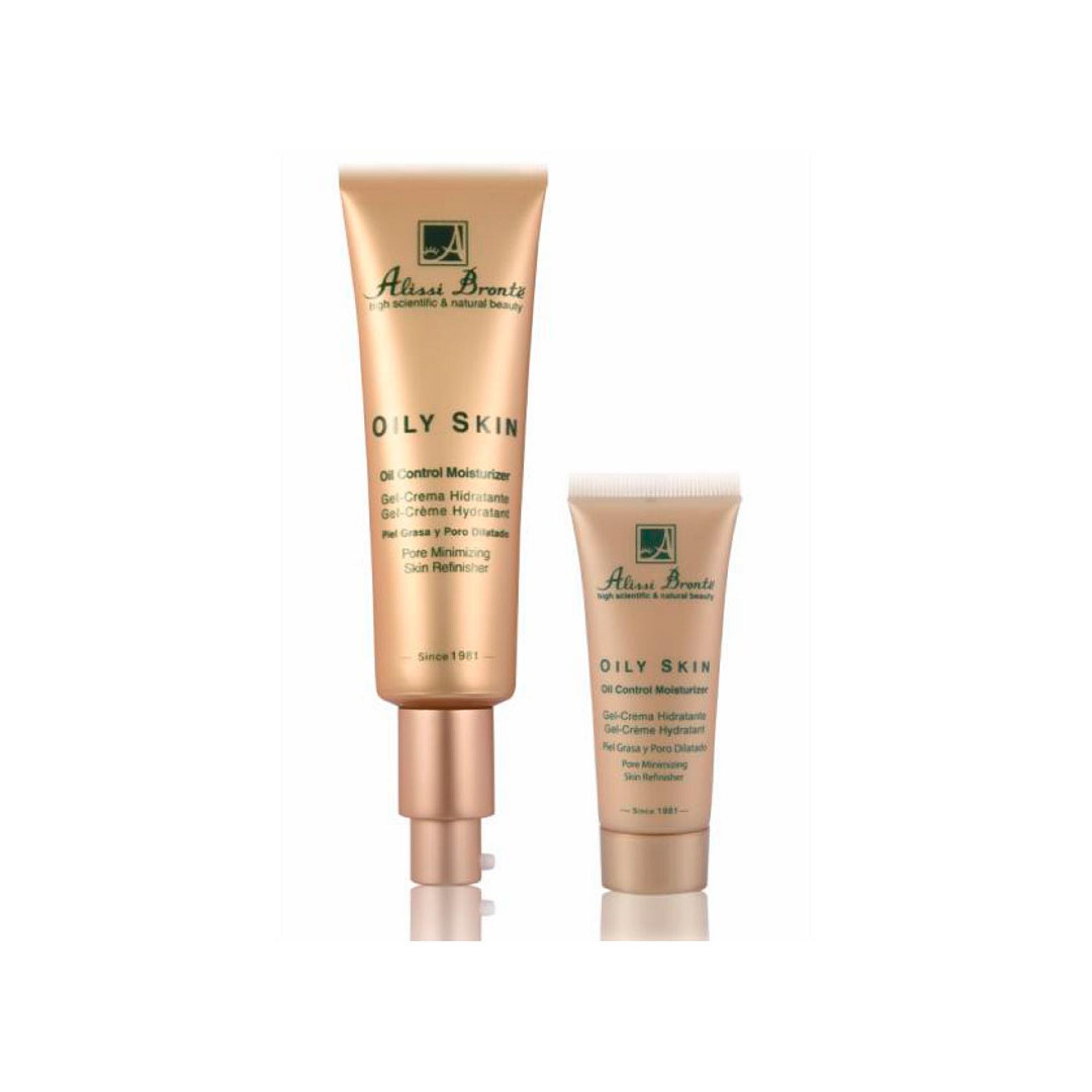 Oily Skin Gel-Crema Hidratante Piel Grasa Alissi Brontë®